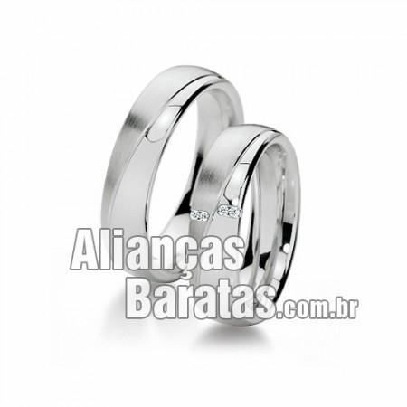Alianças baratas de casamento Rio de janeiro
