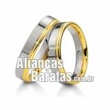 Alianças baratas de casamento