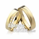 Alianças baratas de casamento Belo Horizonte