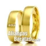 Alianças baratas de casamento Aracruz