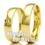Alianças   baratas de casamento e noivado..