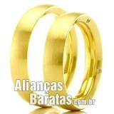 Alianças baratas em Ouro